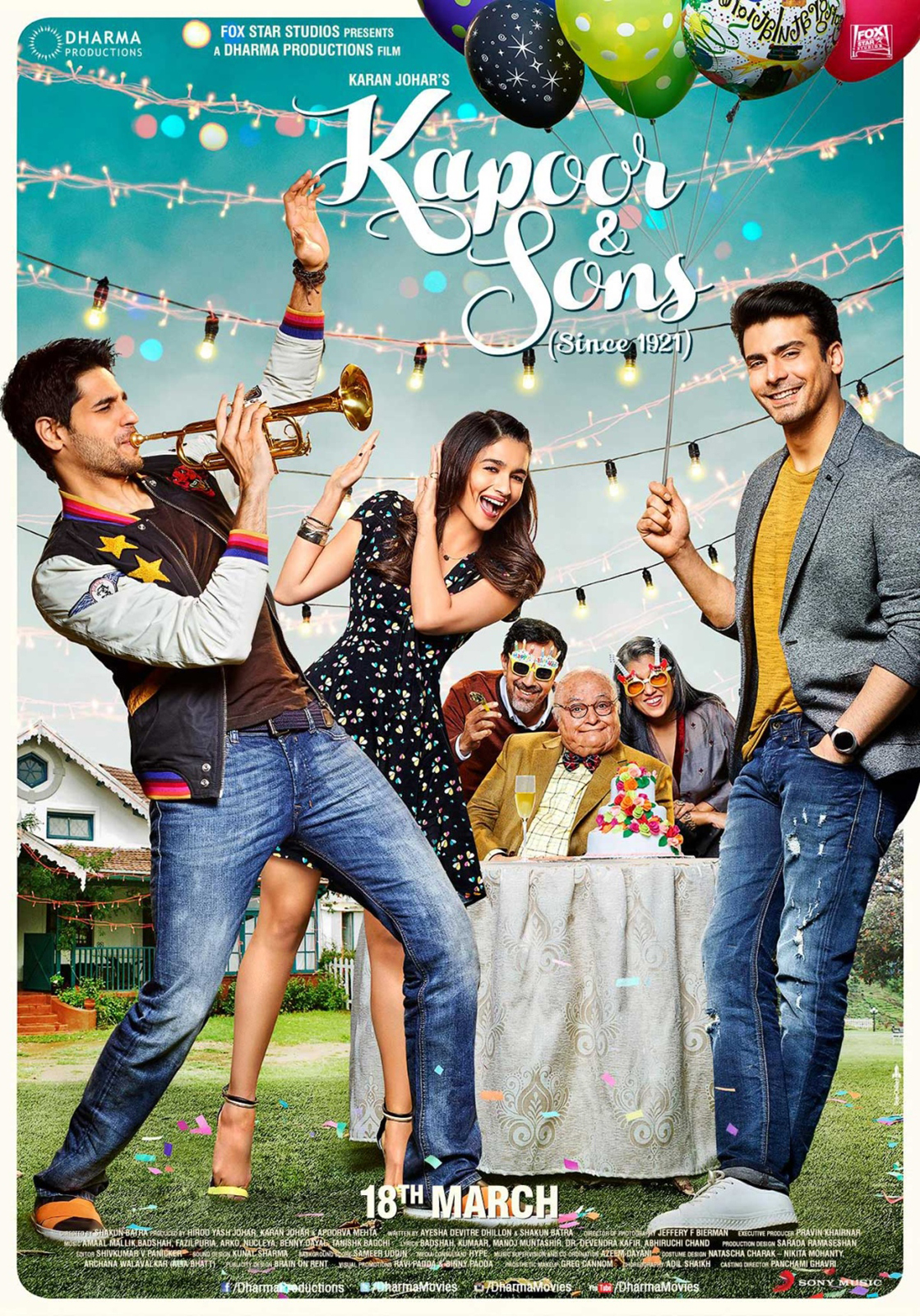Kapoor and Sons Streaming 1080p HDLight