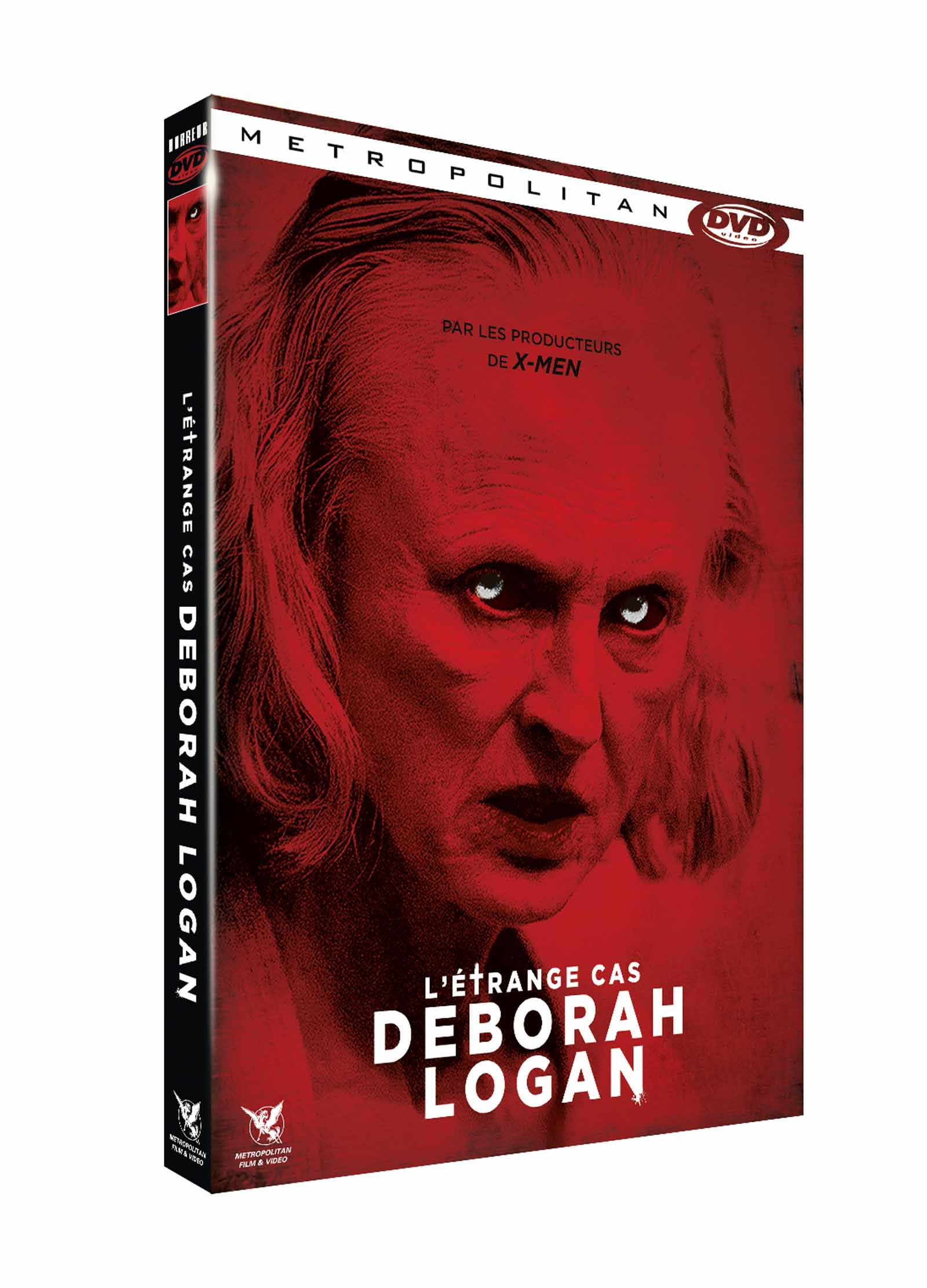 L'étrange cas Deborah Logan streaming