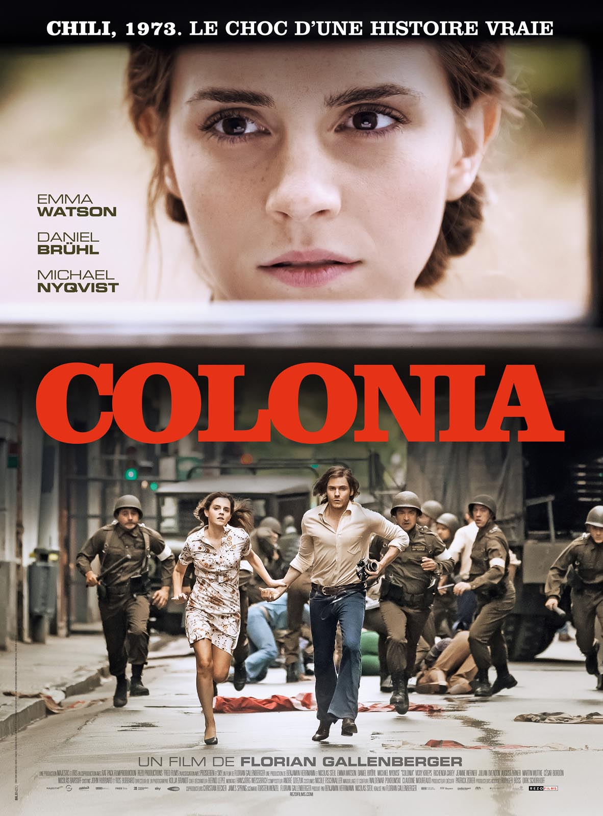 Populaire Colonia - film 2015 - AlloCiné ZL93