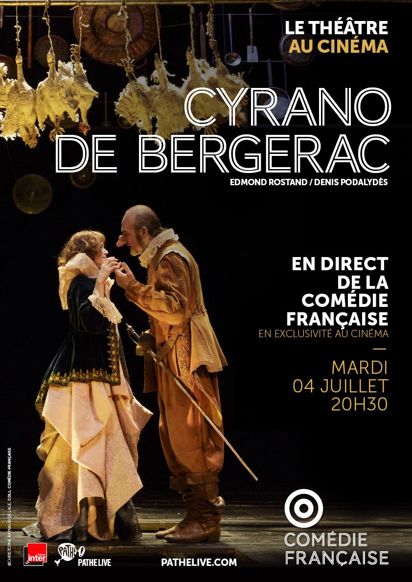 Image du film Cyrano de Bergerac (Comédie-Française / Pathé Live)