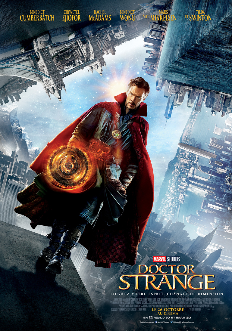 Doctor Strange Truefrench DVDSCR