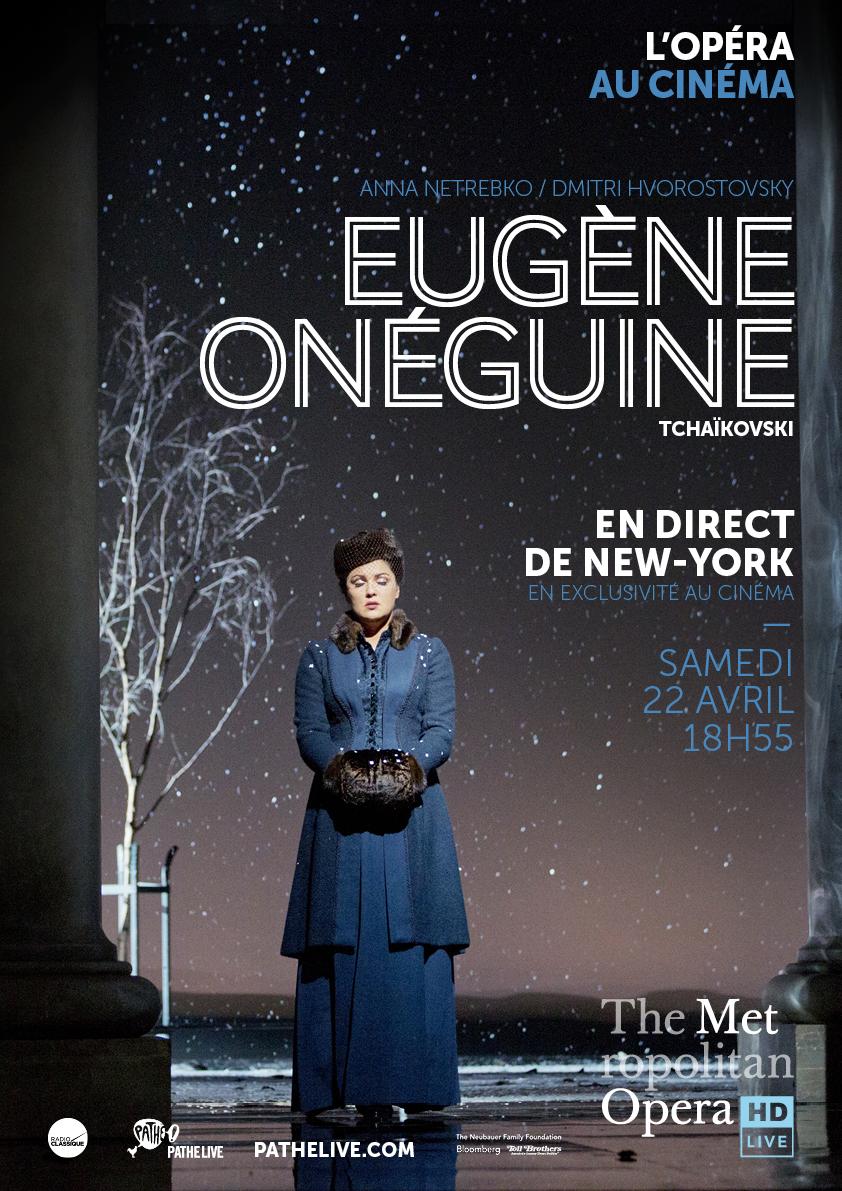 Image du film Eugène Onéguine (Met-Pathé Live)