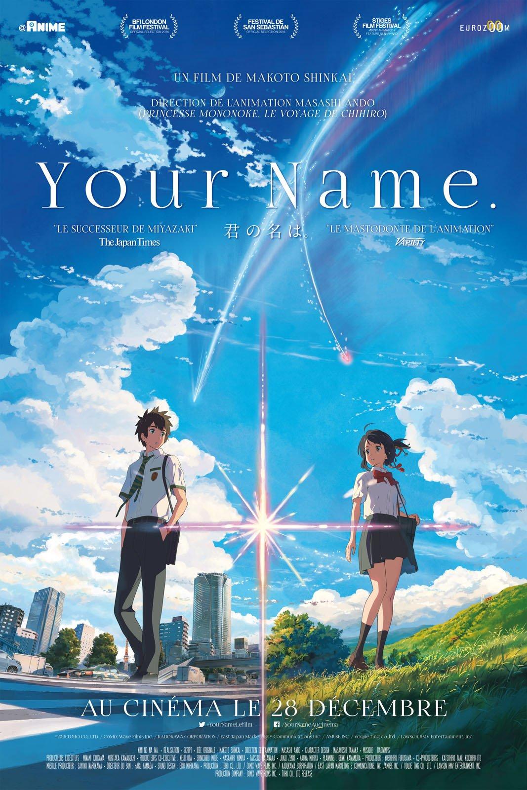 Kimi no na wa / Your Name 295774