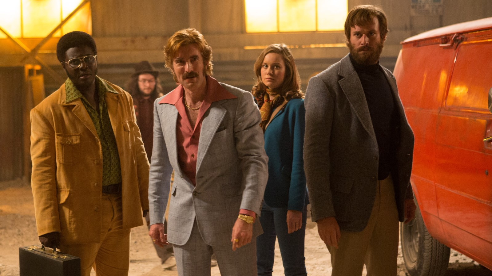 Free Fire Movie Wallpaper: Free Fire : Photo Armie Hammer