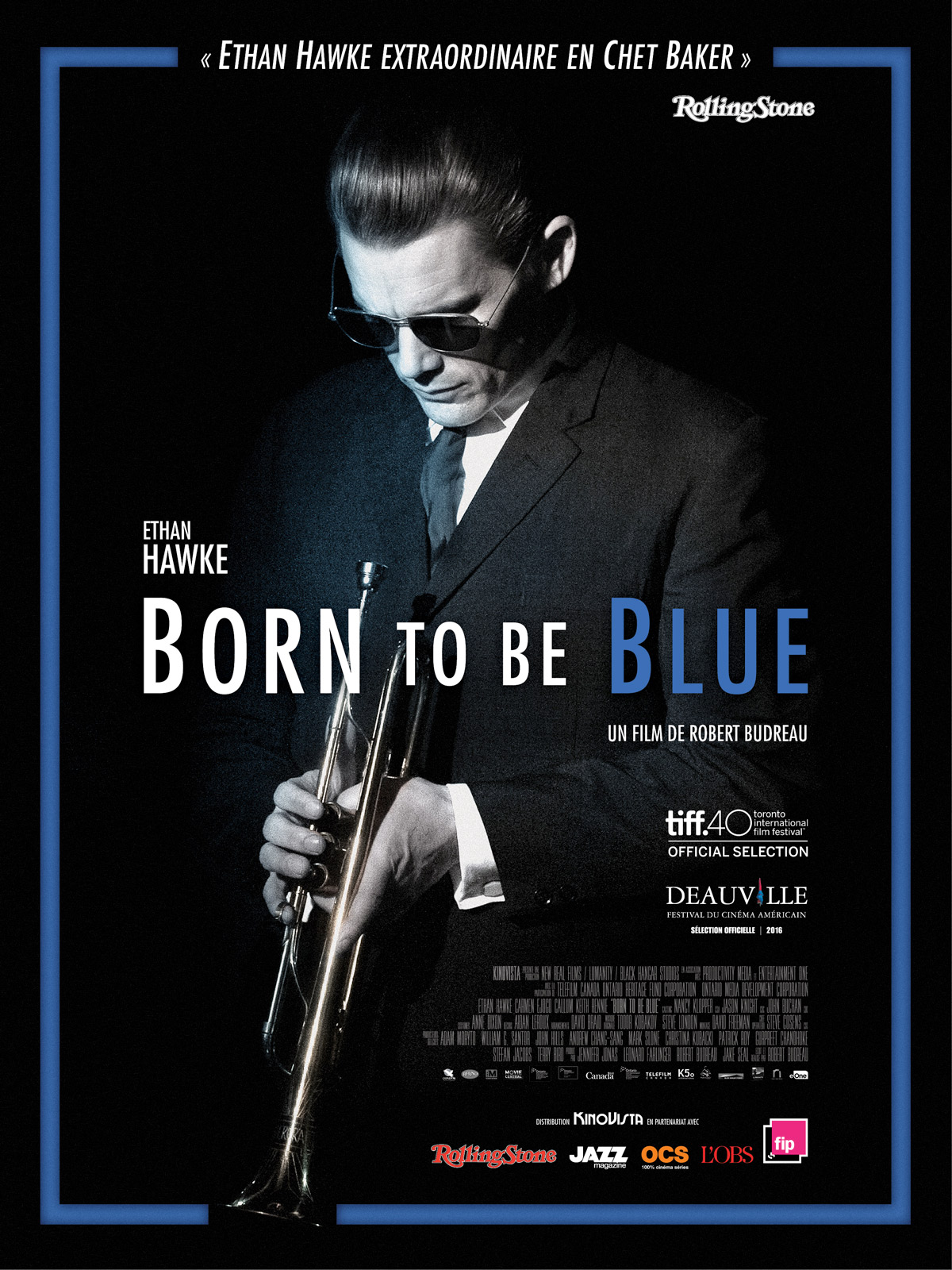 Born To Be Blue Truefrench BDRiP