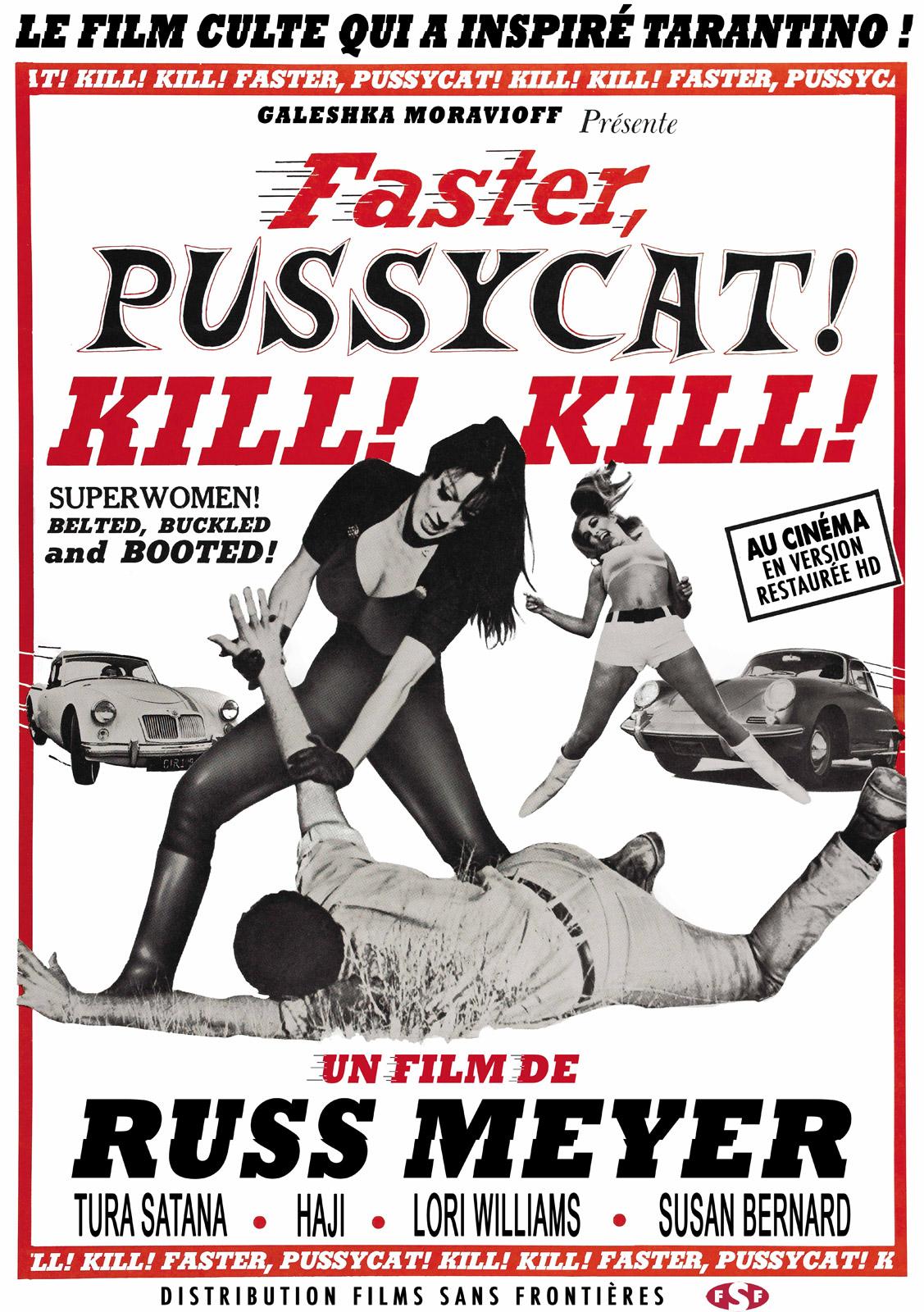Image du film Faster, Pussycat! Kill! Kill!