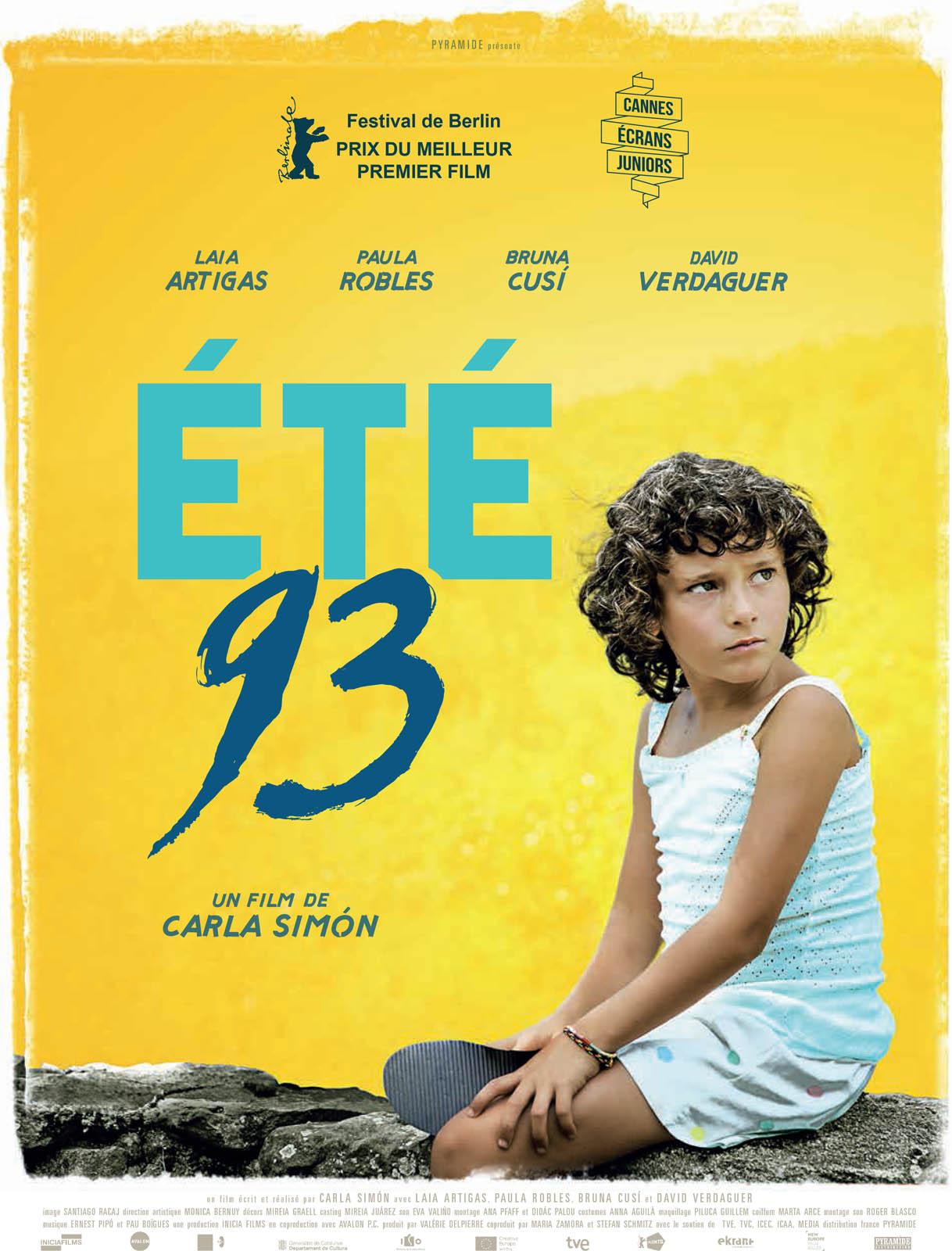 Image du film Eté 93