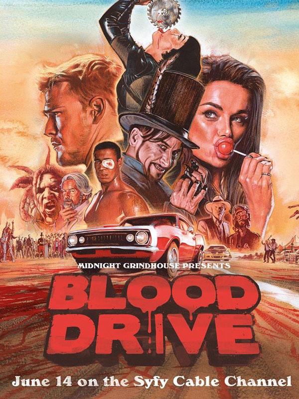 Blood  Drive  S01 (Complète)