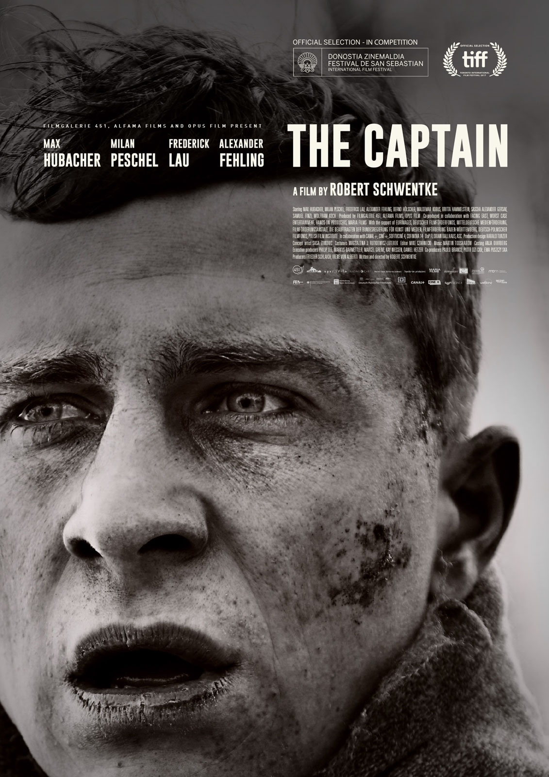The Captain - L'usurpateur Streaming VF Gratuit