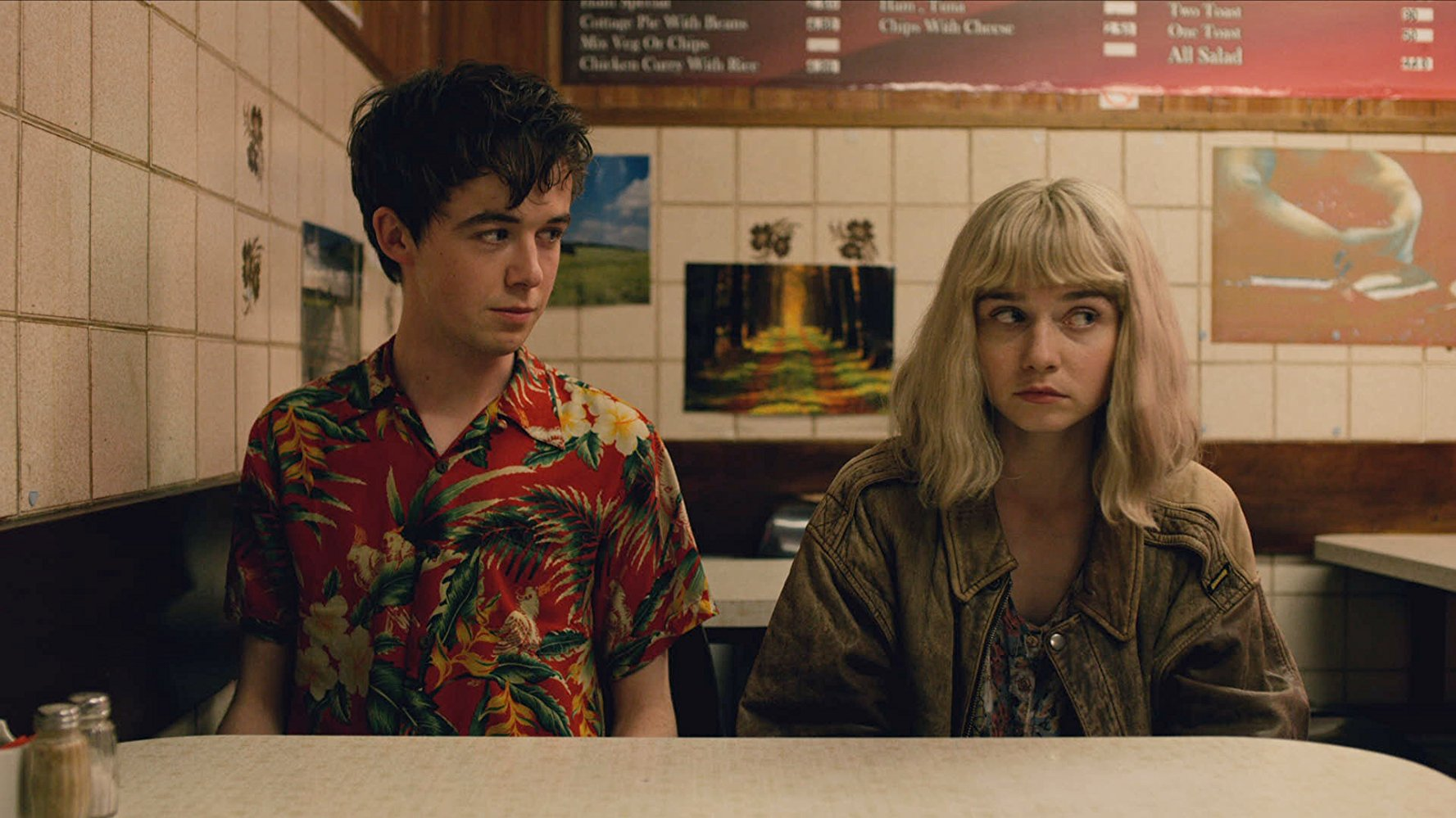 The End of the F***ing World - Saison 1