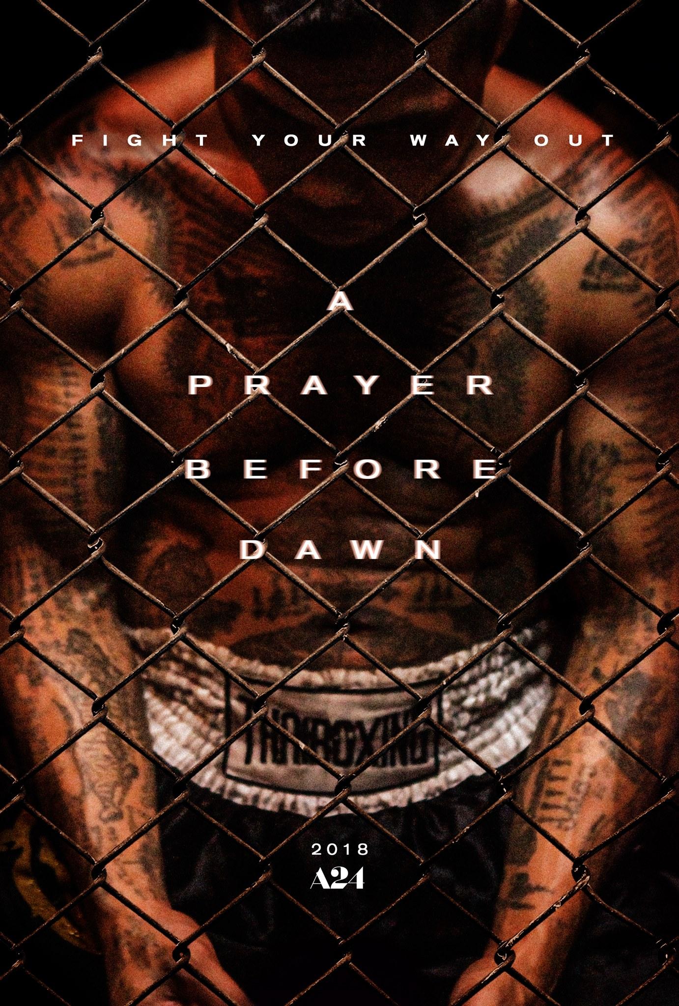 Une prière avant l'aube