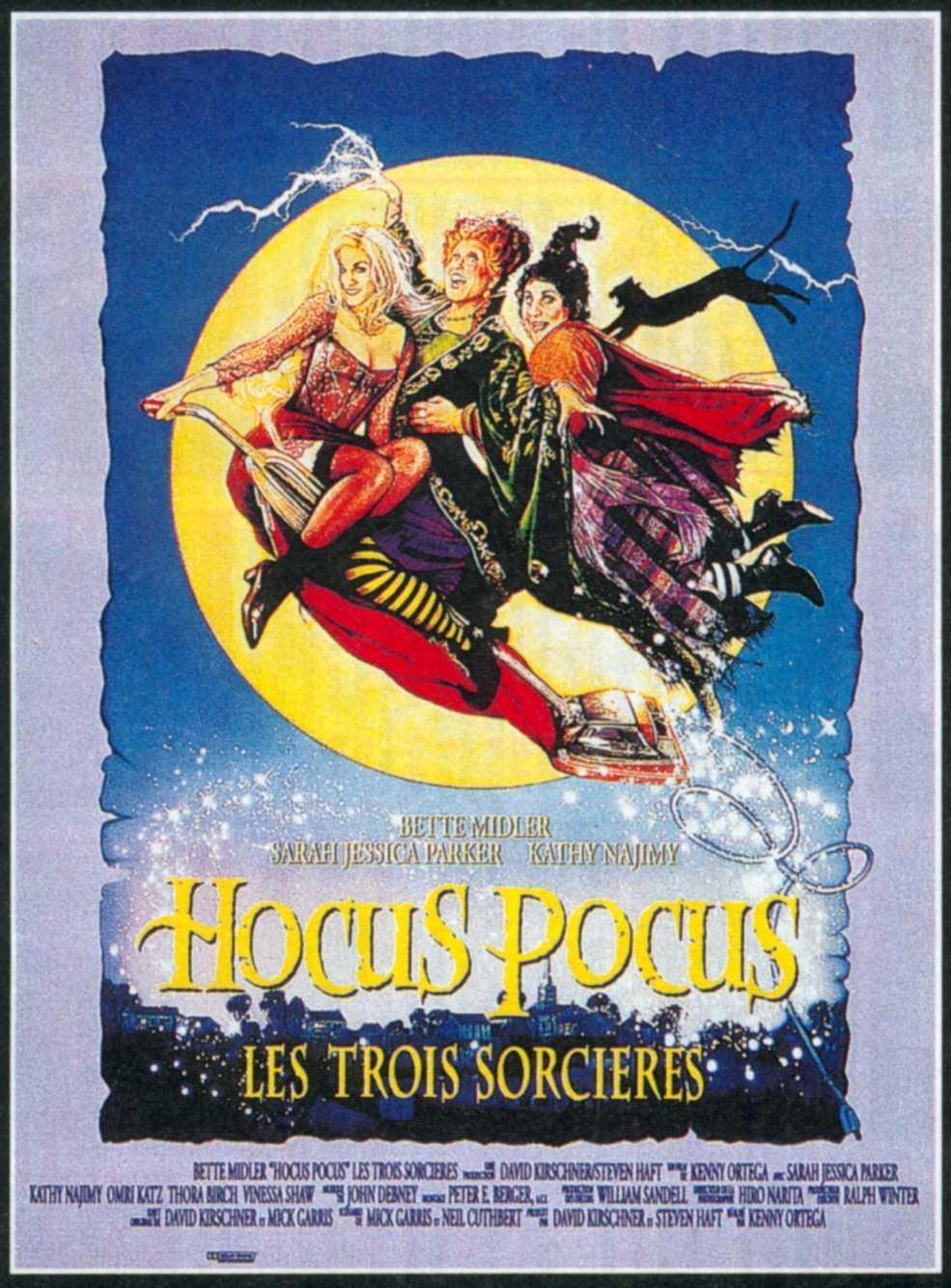 Hocus Pocus : Les trois sorcières Streaming VF Gratuit