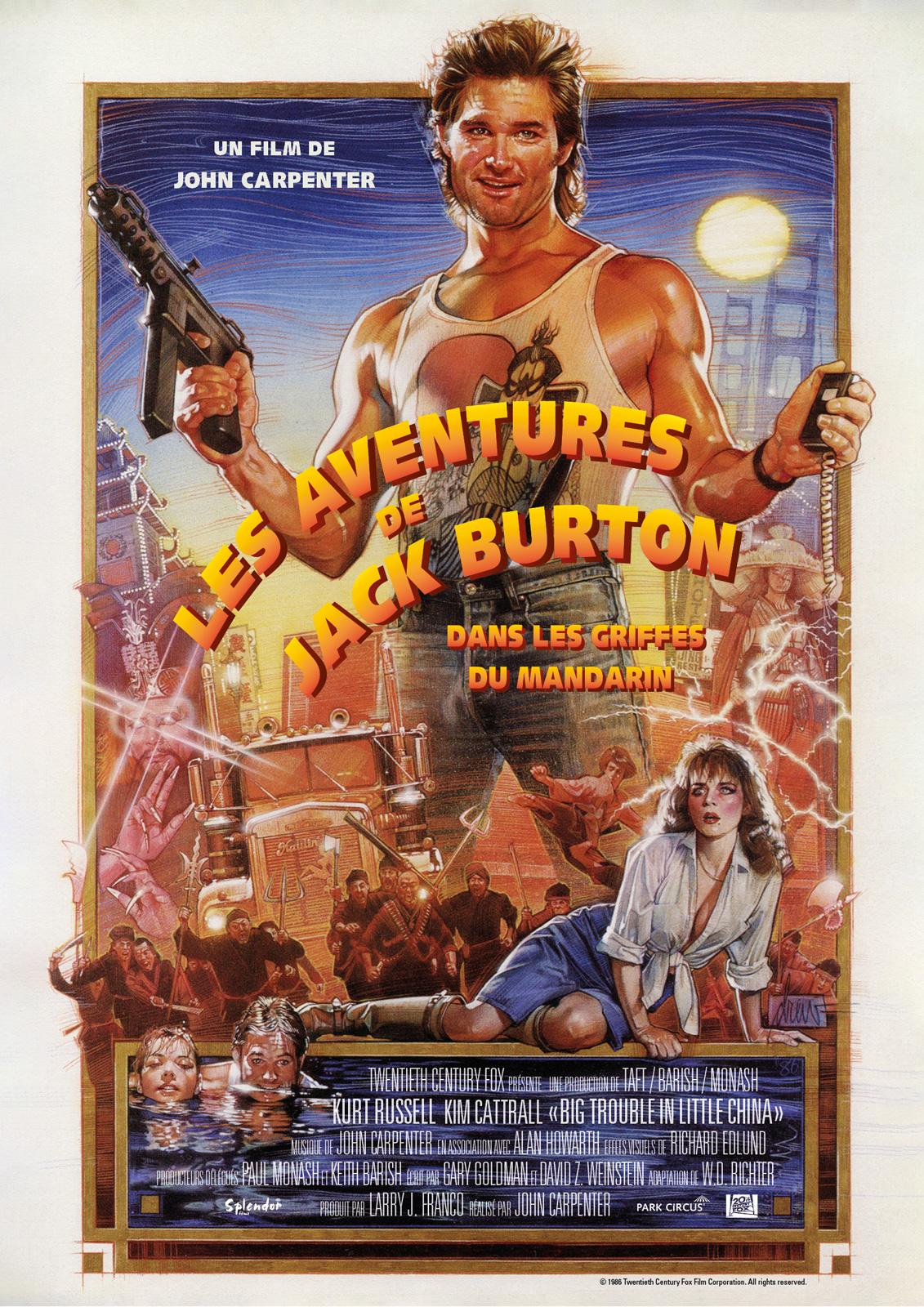Image du film Les Aventures de Jack Burton dans les griffes du mandarin