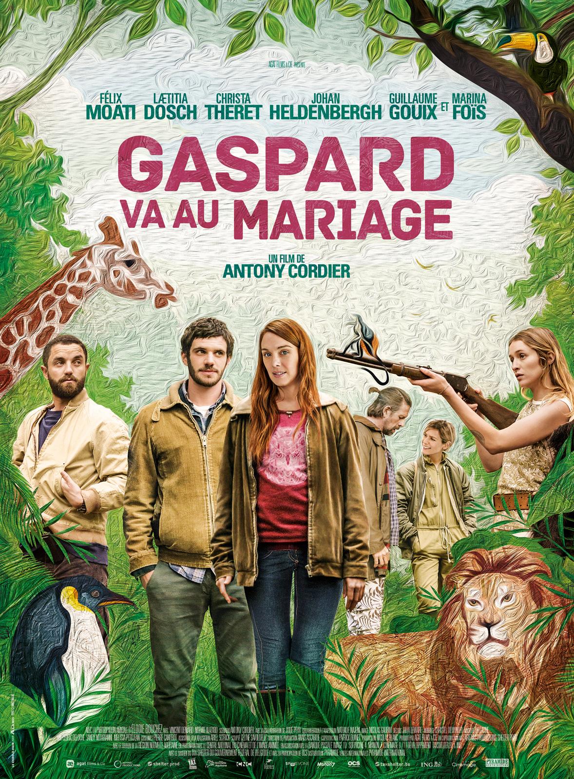 Image du film Gaspard va au mariage
