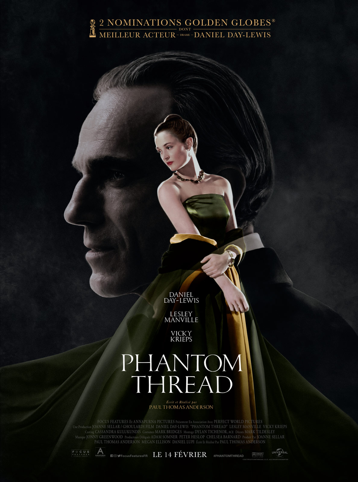 Image du film Phantom Thread