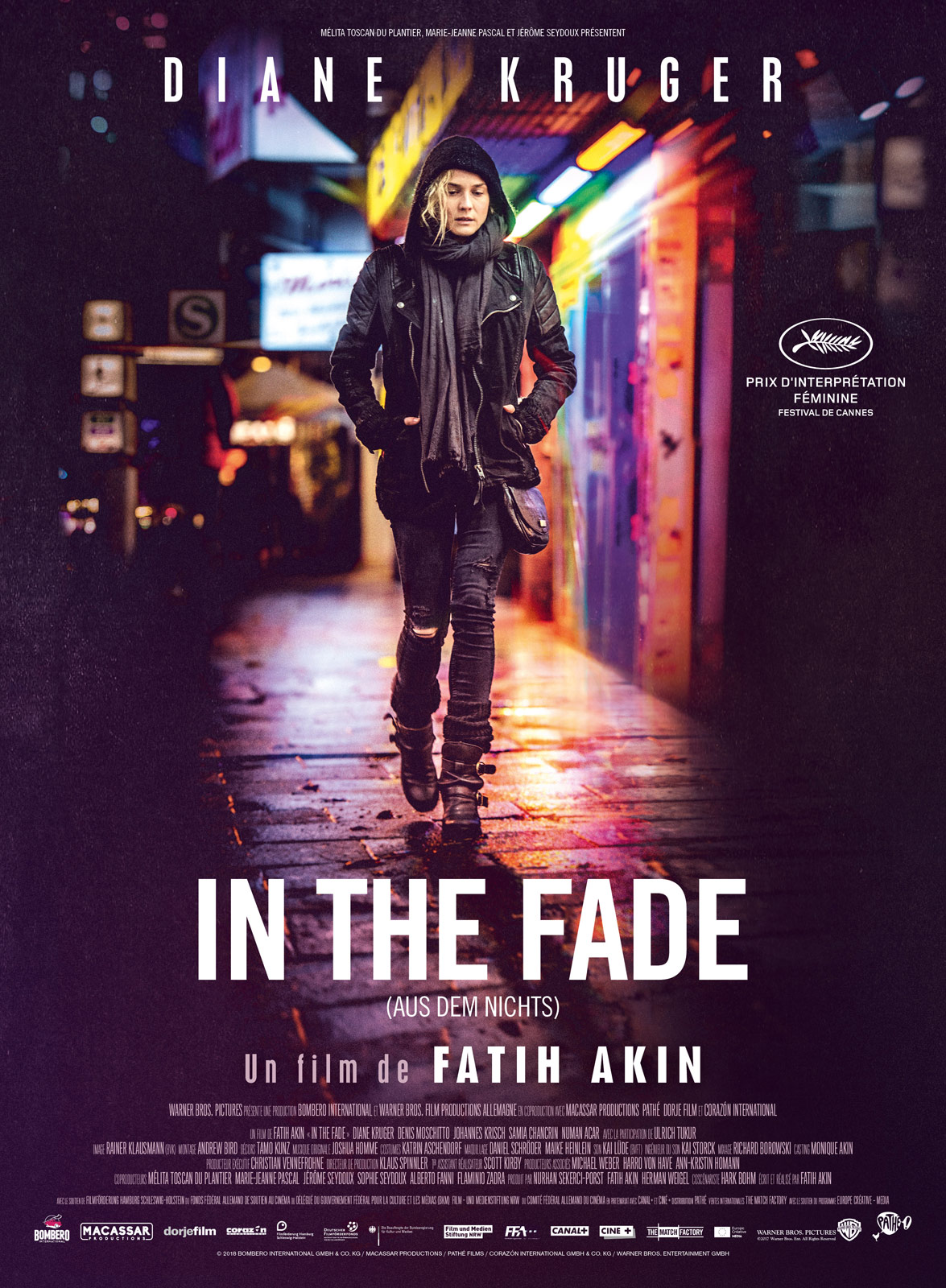 Affiche Du Film In The Fade Affiche 1 Sur 1 Allocin 233