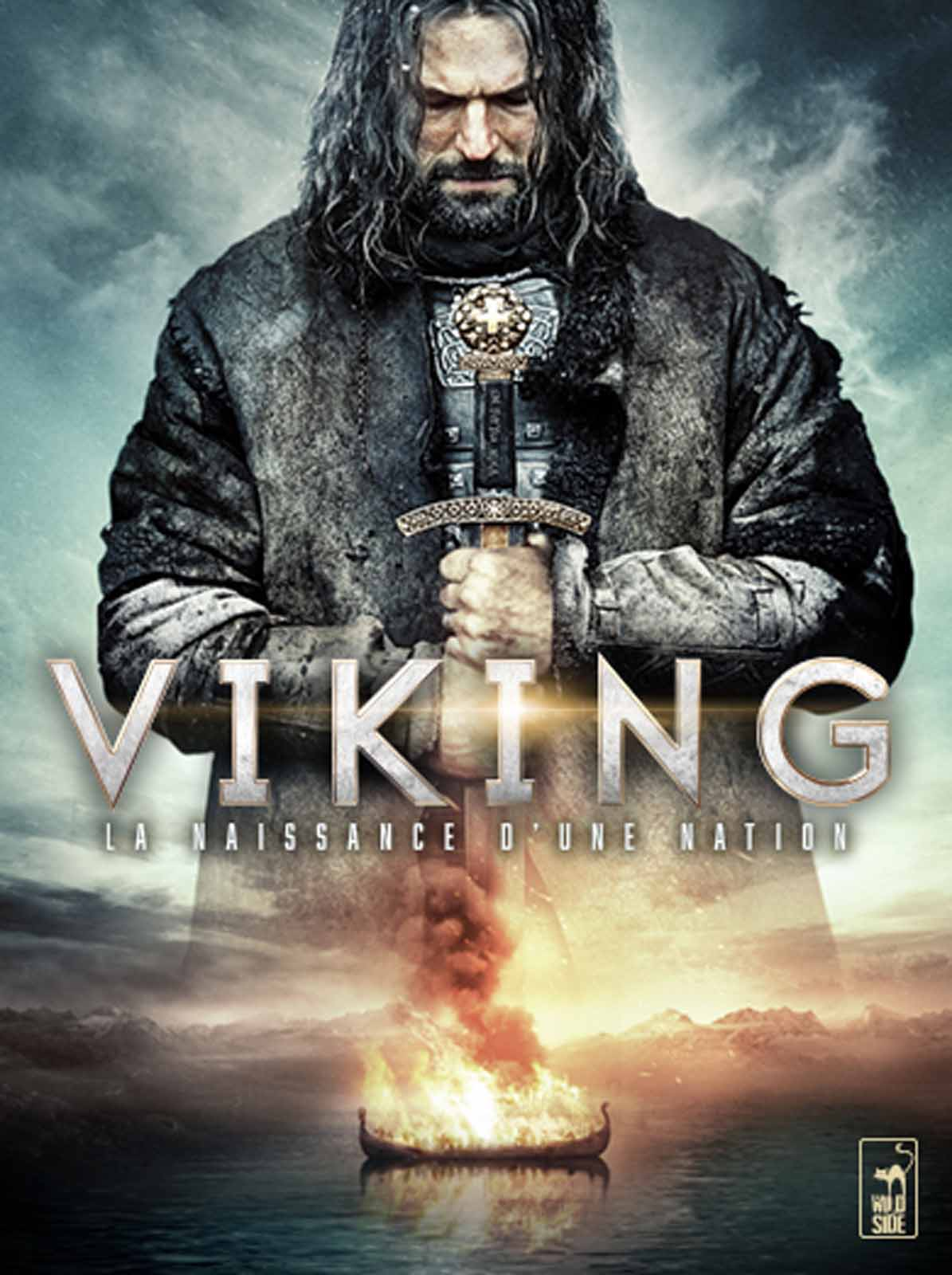Who is Irina in the film Viking by A. Kravchuk Who plays S. Khodchenkov