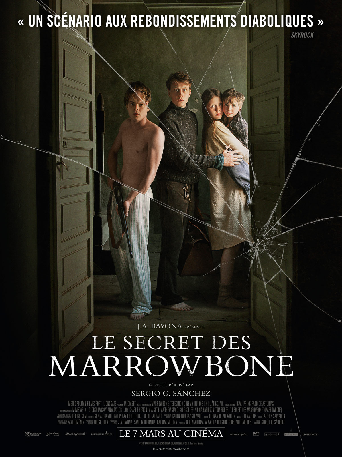 Le Secret des Marrowbone BDRIP VO