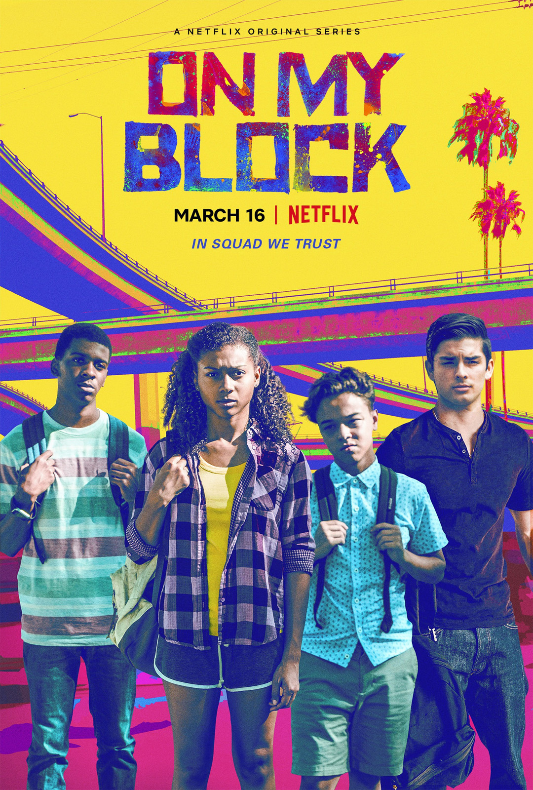 On My Block streaming
