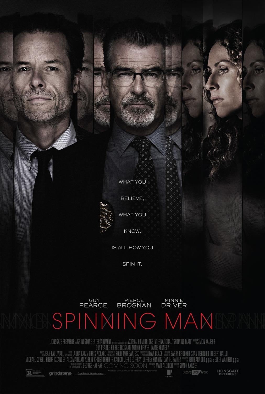 Spinning Man VF BDRIP