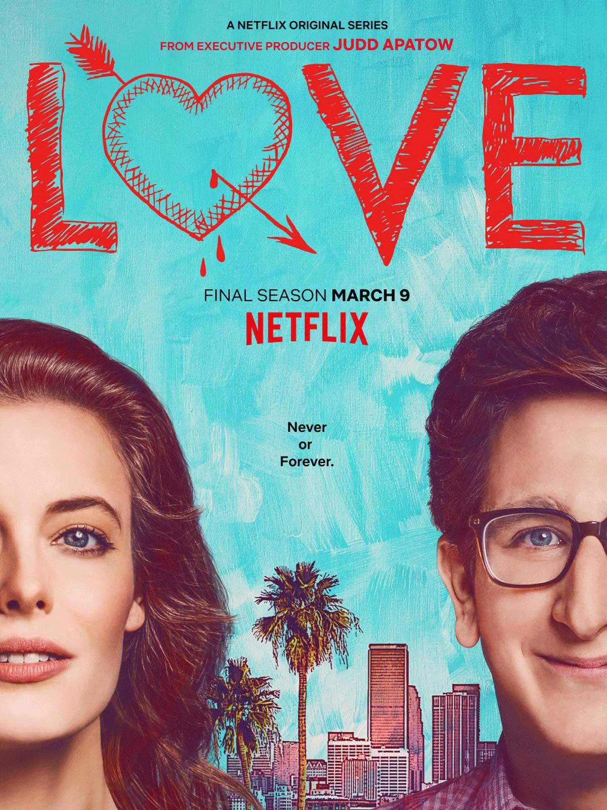 Love - Série TV 2016 - AlloCiné 2bcd52f8977