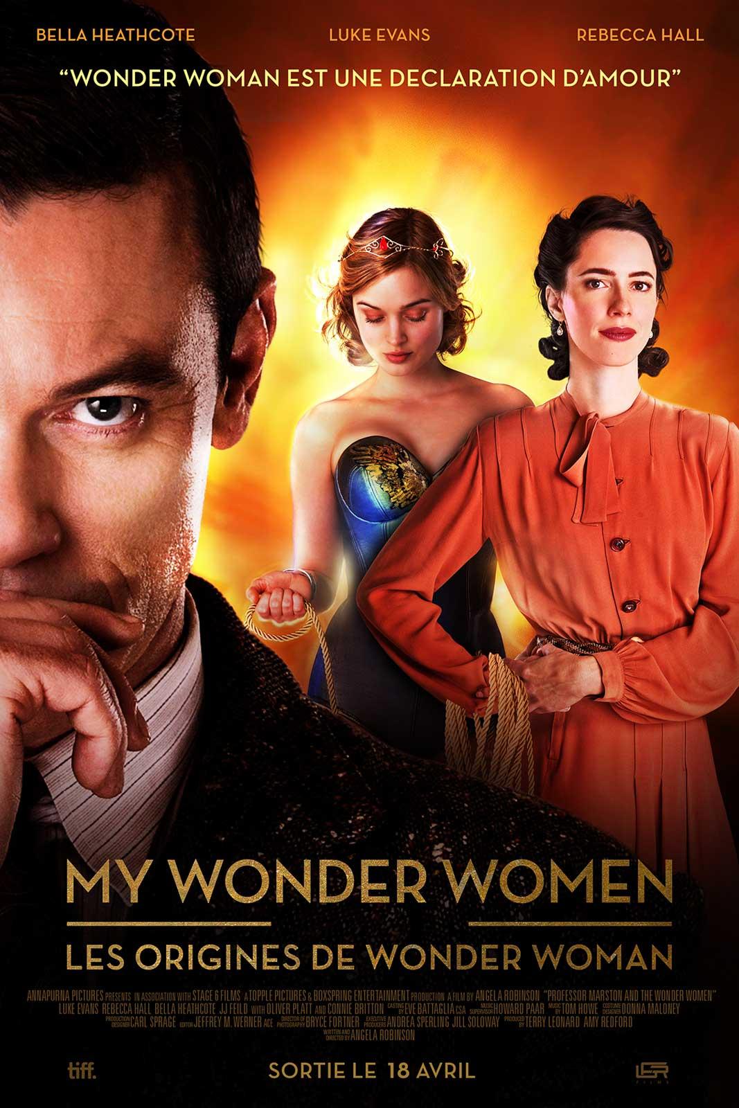 Image du film My Wonder Women