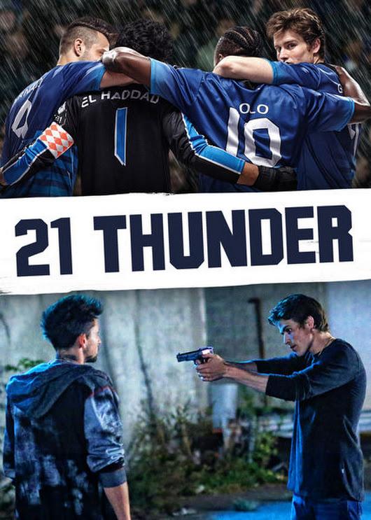 21 Thunder  (Canada)  S01  Ep 3 à 08   Complète     Ep 4 corrigé