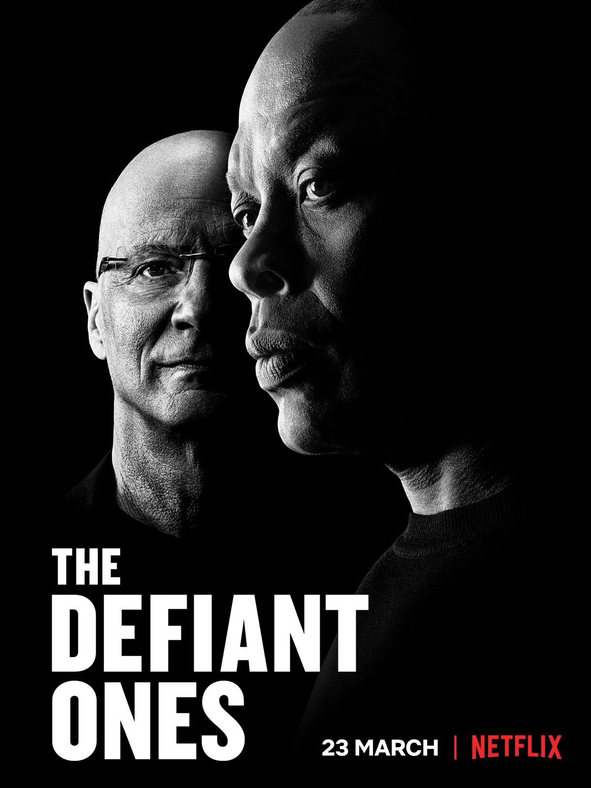 Affiche de la série The Defiant Ones