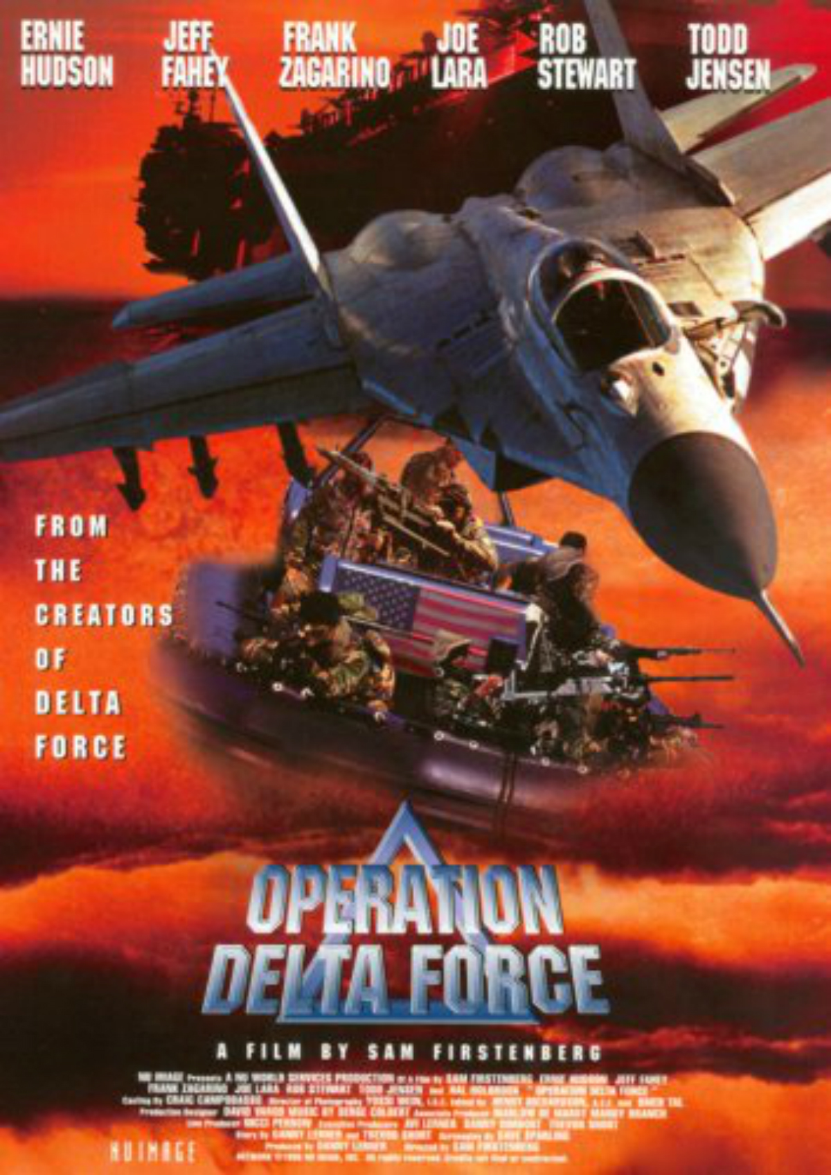 Opération Delta Force streaming