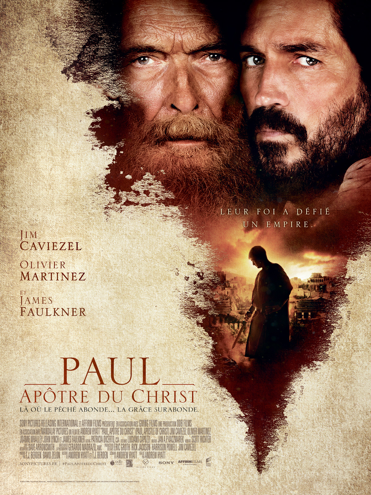 Paul, Apôtre du Christ streaming