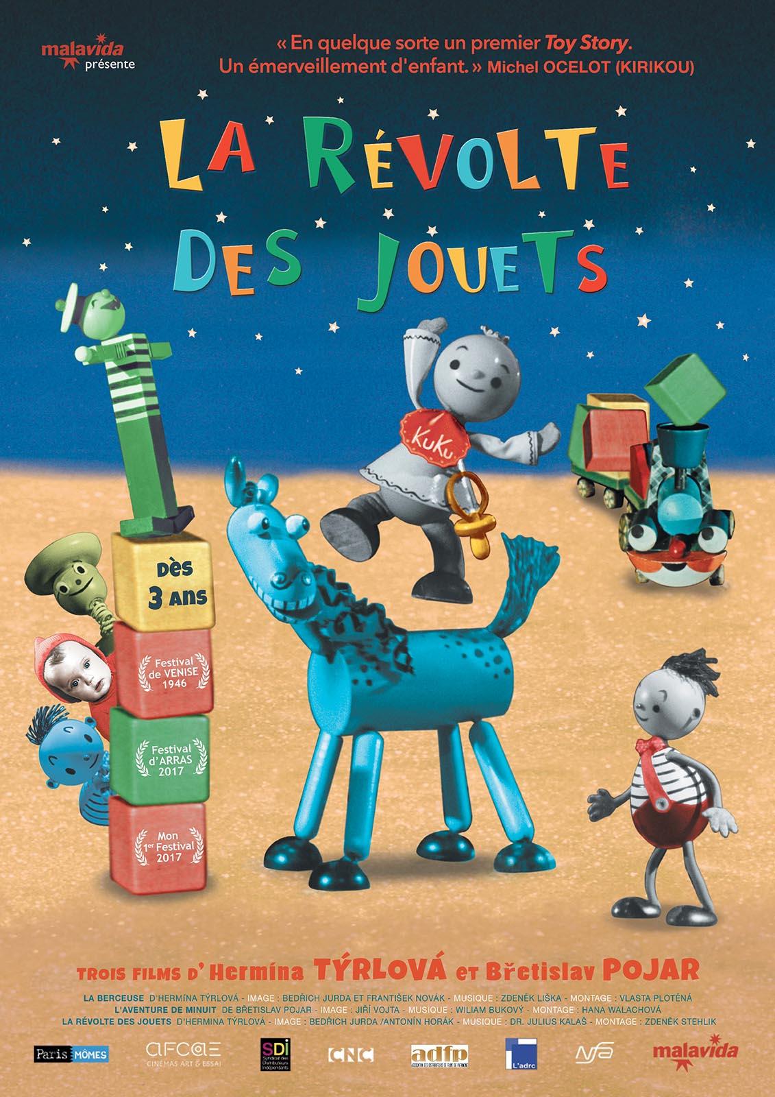 Image du film La Revolte des jouets