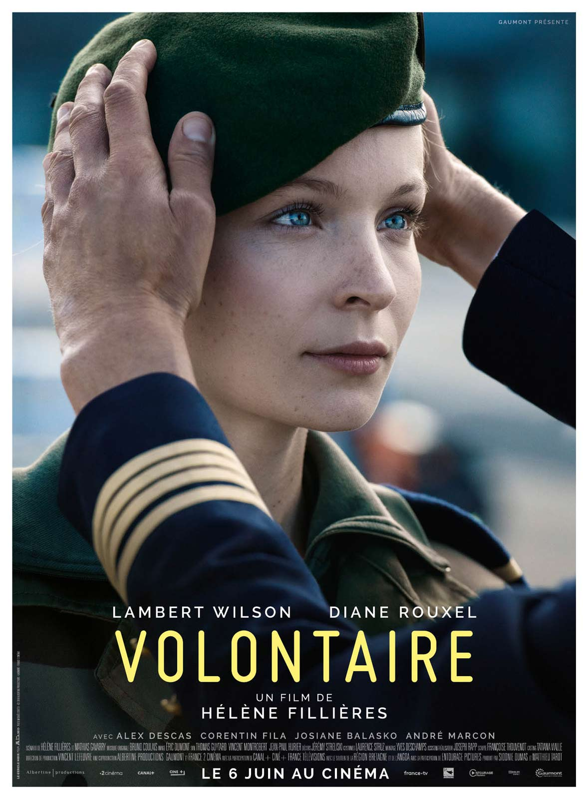 Volantaire BDRIP | VF