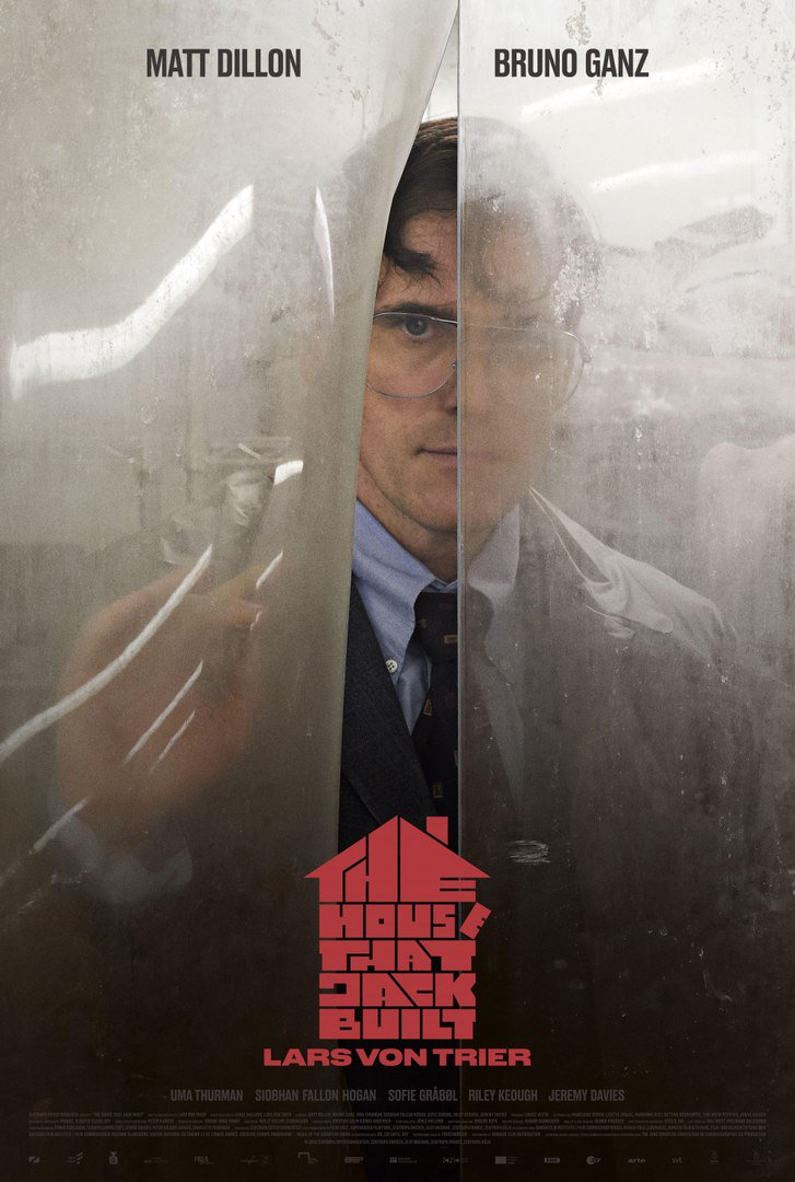The House That Jack Built streaming