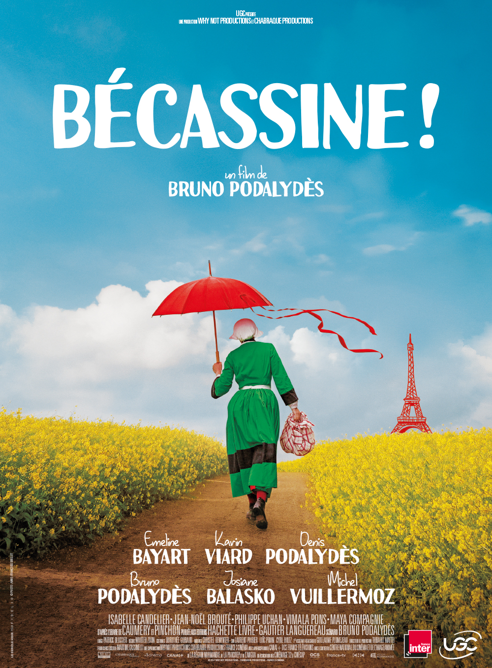 Image du film Bécassine!