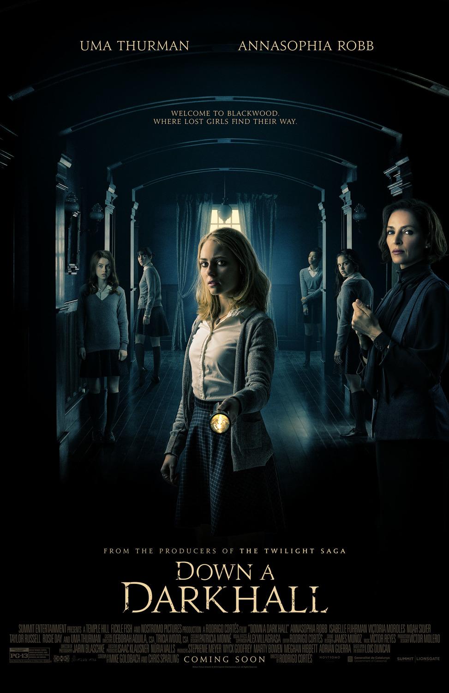 Down a Dark Hall = Web-DL VO