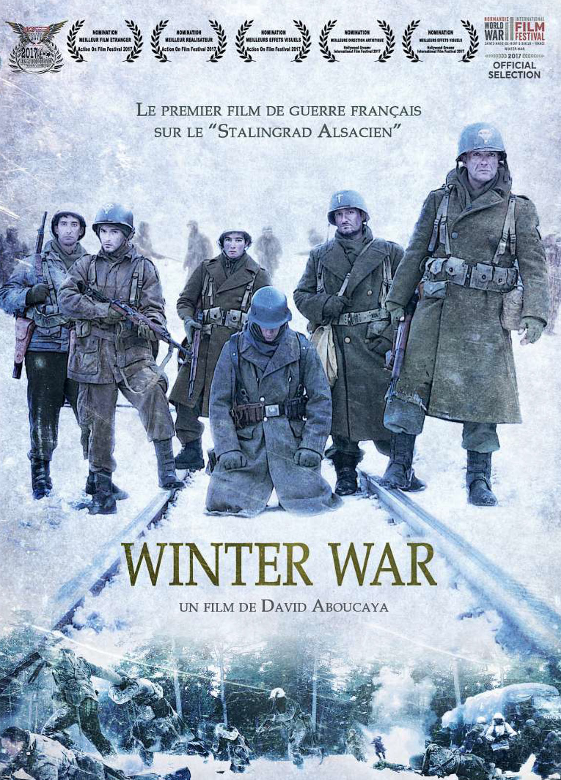 winter war film 2017 allocin. Black Bedroom Furniture Sets. Home Design Ideas