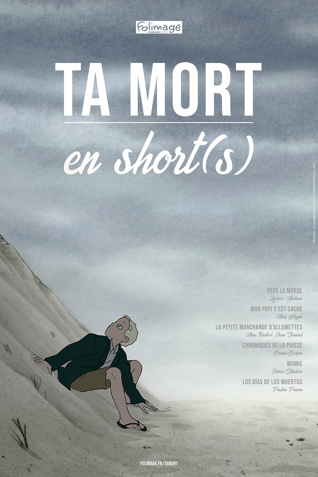 Ta mort en short(s) streaming