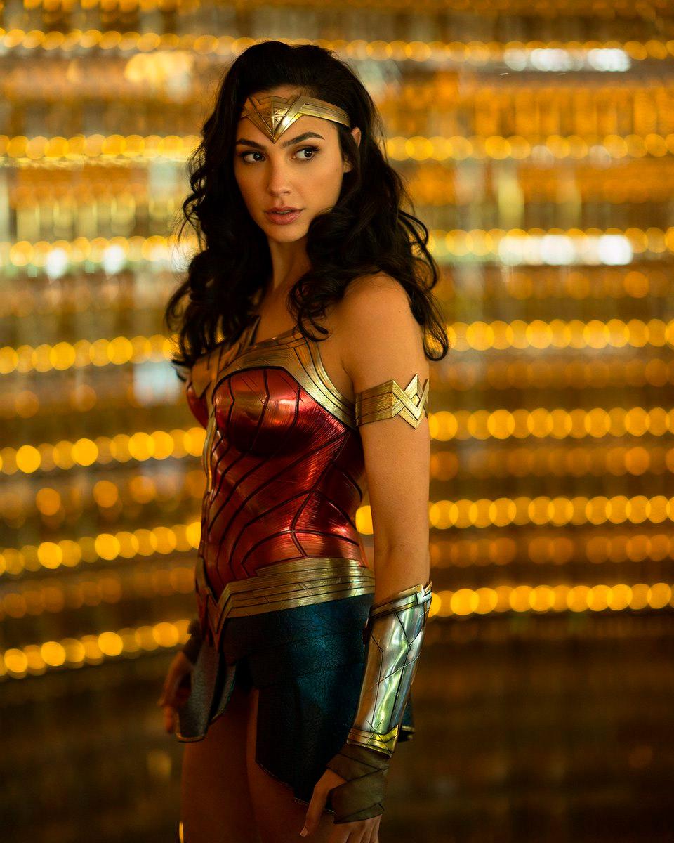 Wonder Woman 1984 streaming