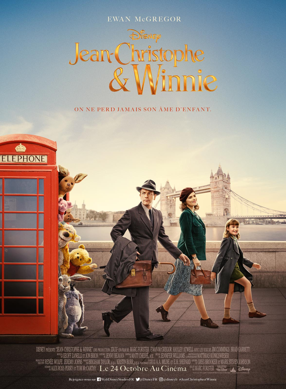 Jean-Christophe & Winnie 2018  VO DVDRip | English