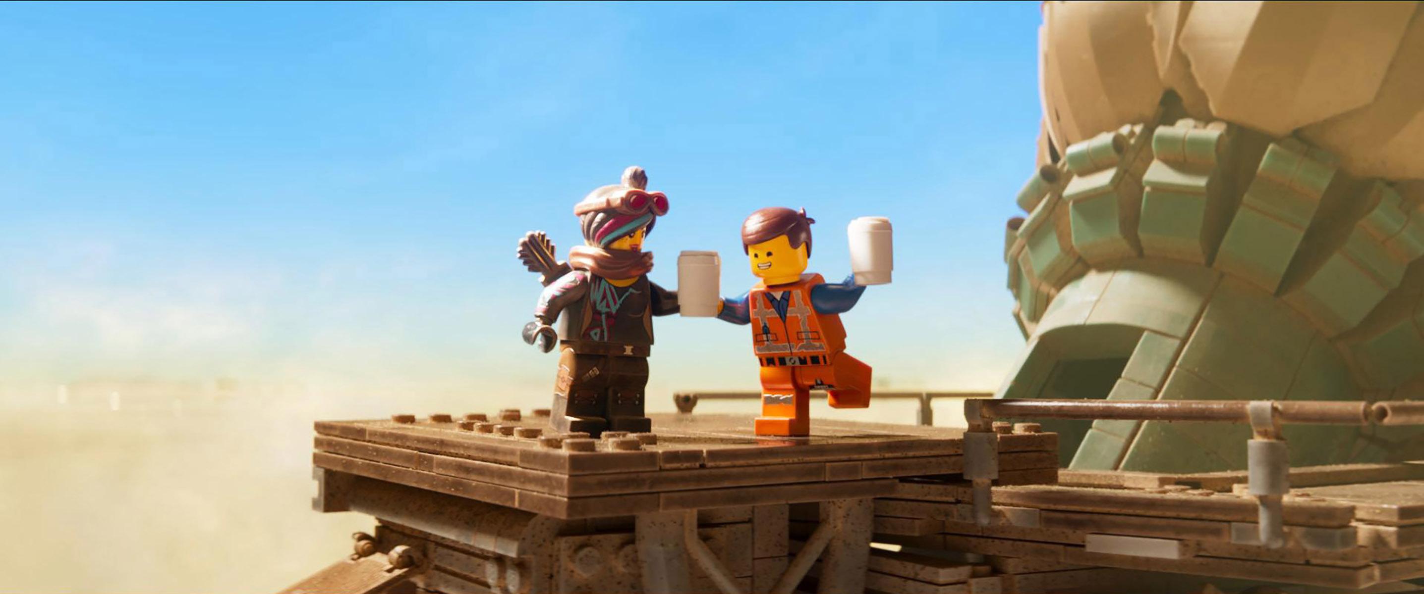 Descargar La Lego película 2