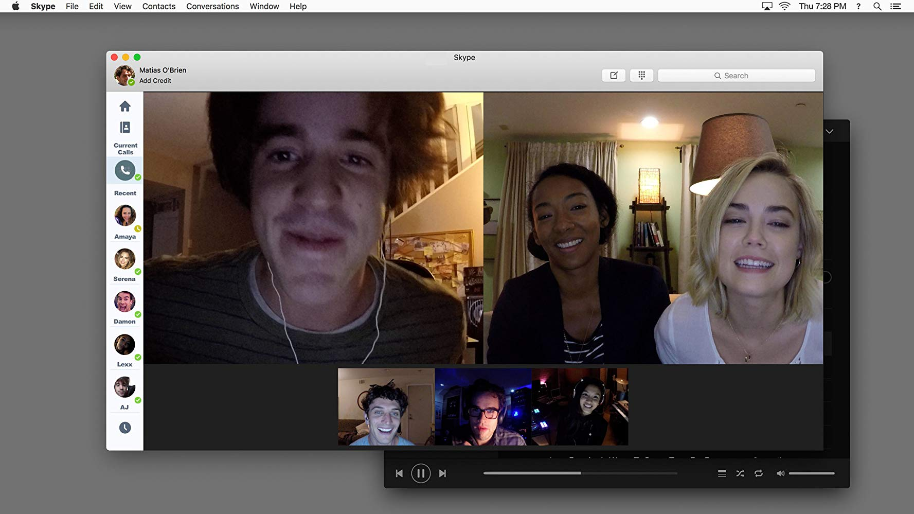 Unfriended: Dark Web DVDRip