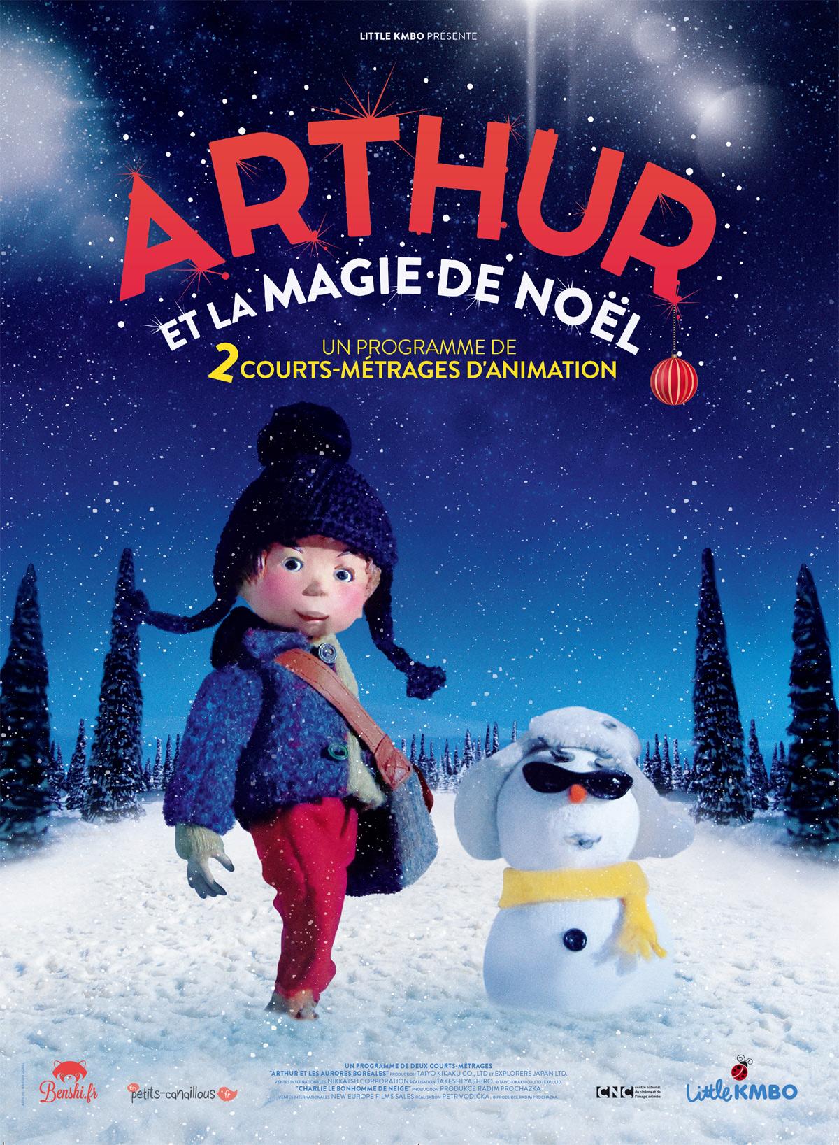 Arthur et la magie de Noël