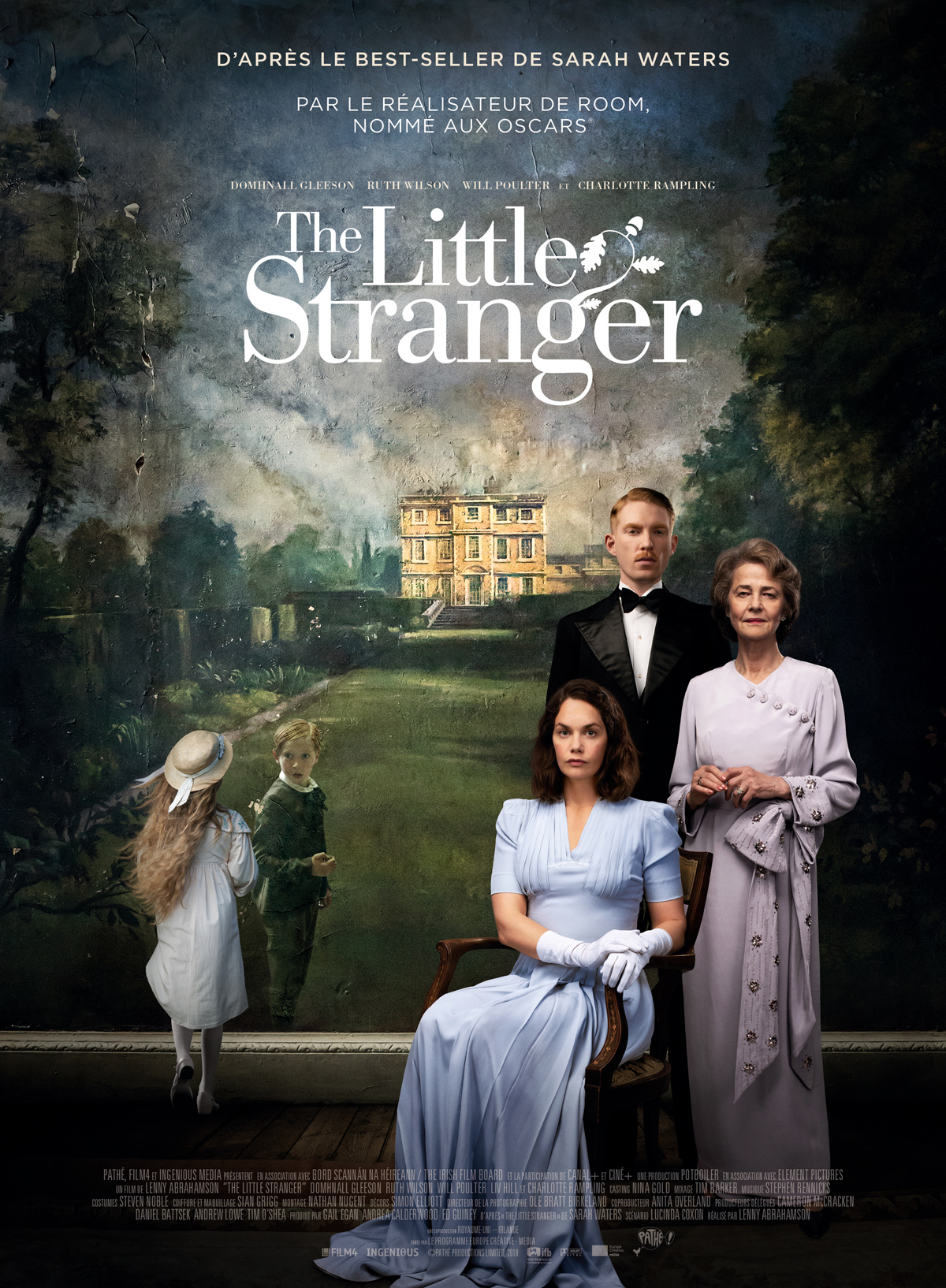The Little Stranger streaming