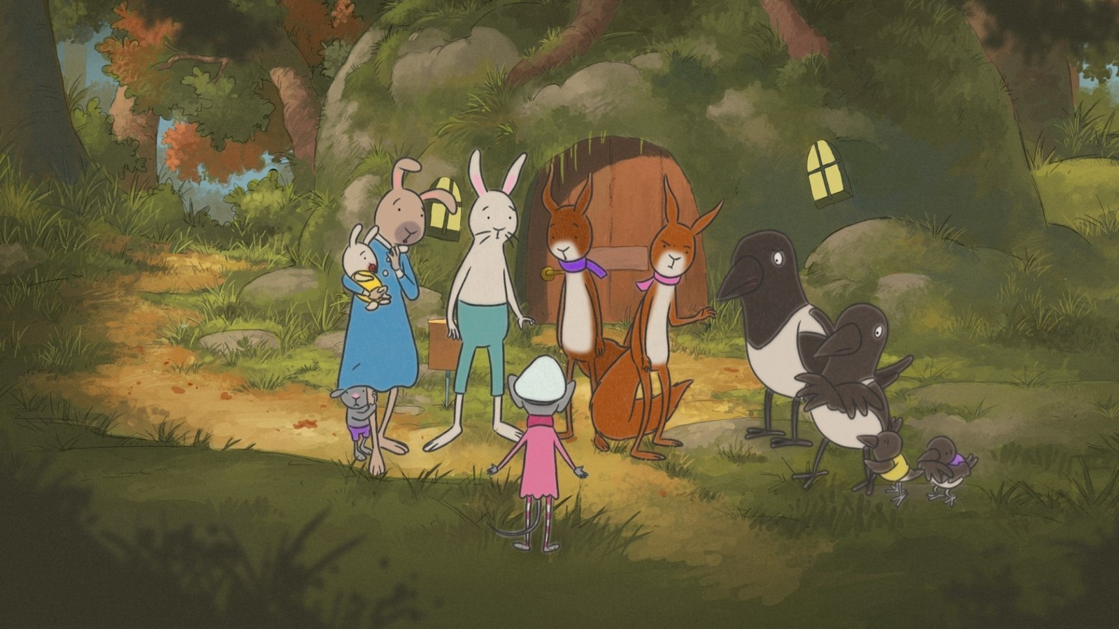 Paddy, la petite souris DVDRip
