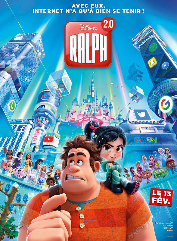 Ralph 2.0 streaming