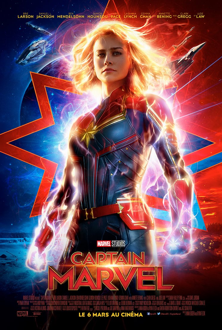 Captain Marvel - film 2019 streaming