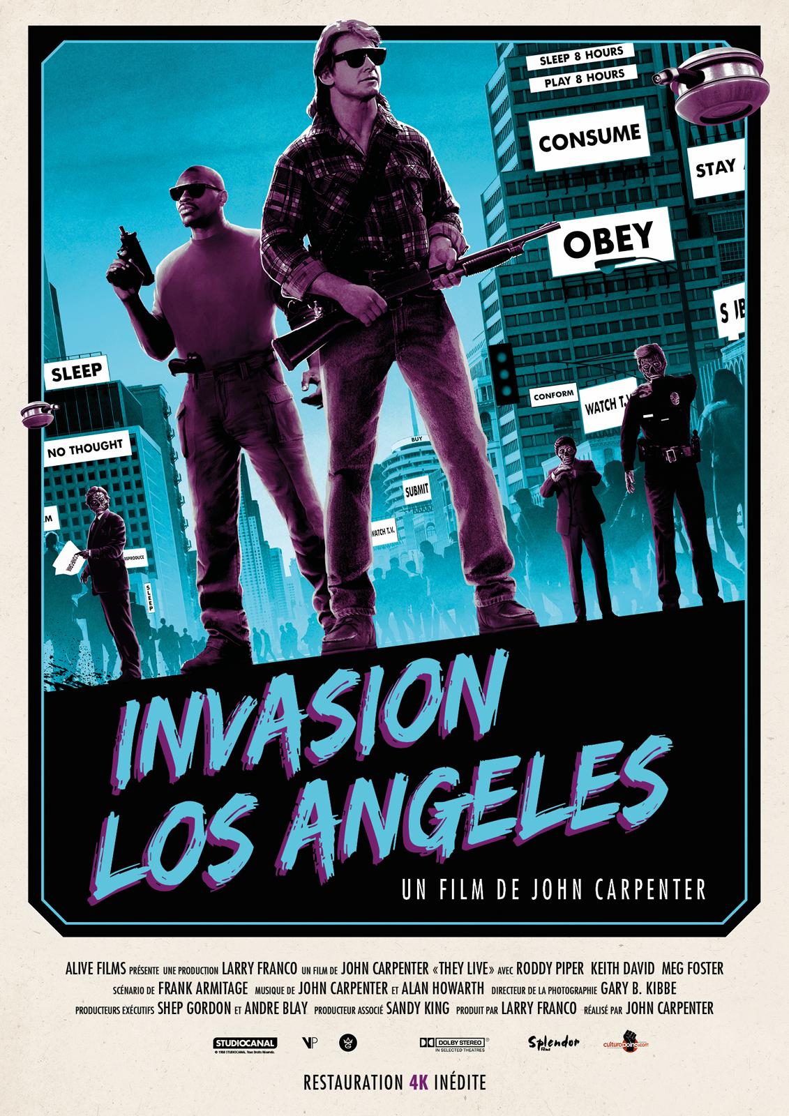 Image du film Invasion Los Angeles