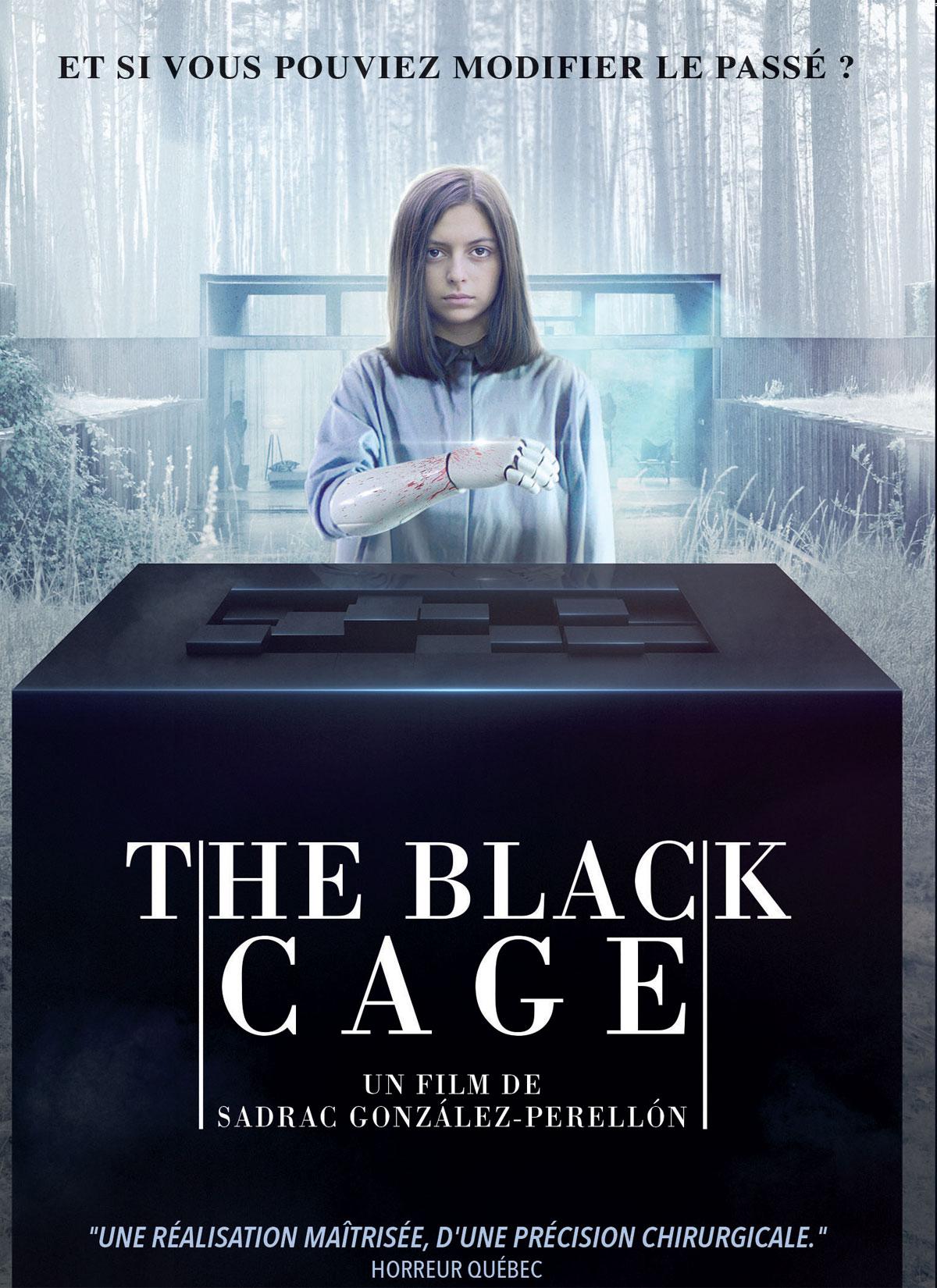 The Black Cage Film 2017 Allocin 233