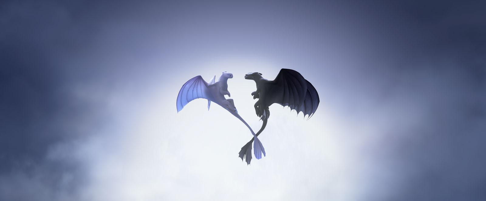 Dragons 3 : Le monde caché DVDRip