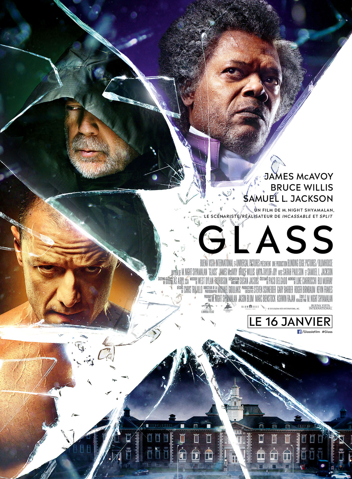 Glass 2019 Stream